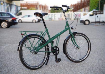 Peinture vélo